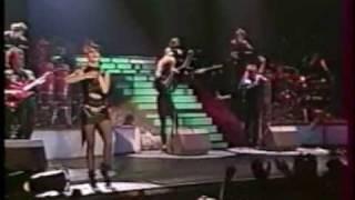 Jeanne Mas Live - Toute Premiere Fois