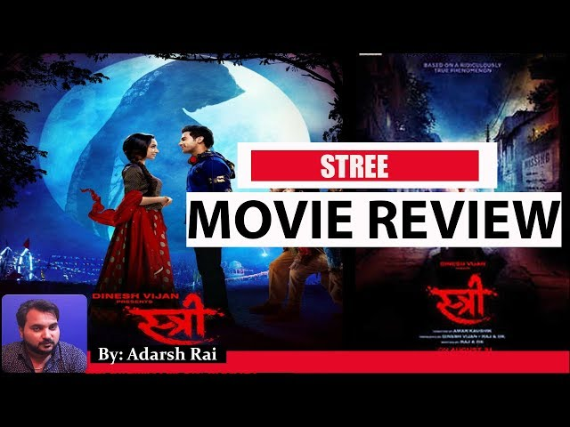 stree film honest review |thefilmreview.in