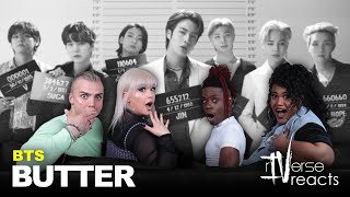 rIVerse Reacts: Butter by BTS - M/V Reaction
