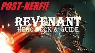 Post-Nerf Revenant Deck & Guide | v41.2 Van Helsing Deck