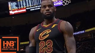 Cleveland Cavaliers vs Charlotte Hornets 1st Qtr Highlights / Week 6 / 2017 NBA Season