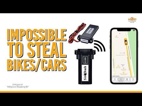 Best GPS Tracker for Bangladesh? - Sinotrack ST-901
