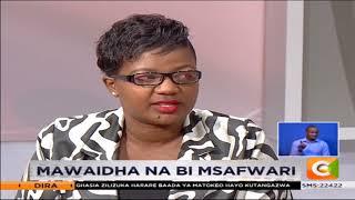 Mawaidha na Bi. Msafwari | Kisa cha kuachwa na waume #BiMsafwari