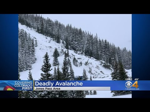 Hans Berg, Backcountry Skier From Empire, Dies In Clear Creek County Avalanche