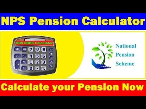 GDS Pension Calculator I Pension Calculator for All Employee CG Employee, Private Sec. Em ...