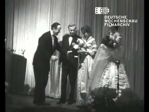 WIB 209 7 Intern  Filmfestspiele Berlin 27 06 1956