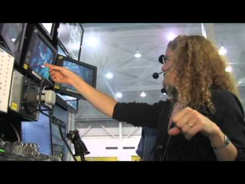 Canadian Space Agency Astronaut Julie Payette: Operating Canadarm2