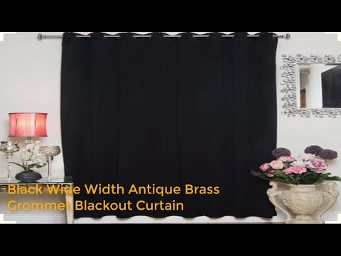 Best Blackout Curtains In 2017 | Top 5 Blackout Curtains Reviewed