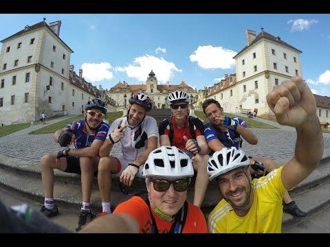 BIKE TRIP Praha - Bratislava 2016