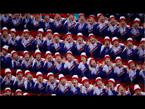 North Korea's Cheerleaders Forced Into Sex Slavery