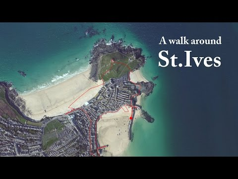 A walk around St.Ives