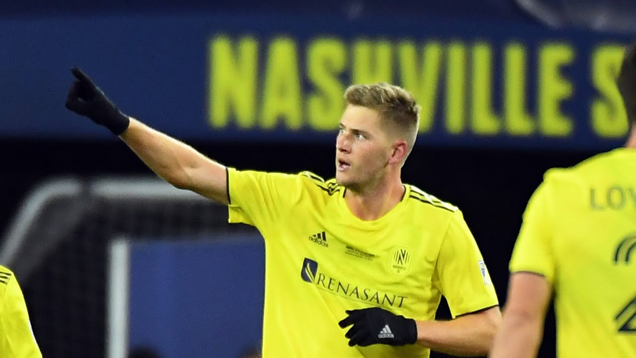 Rock on! Walker Zimmerman scores Nashville SC's first ever MLS goal! -  YouTube