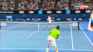 Nadal vs Djokovic - Top 10 Passing Shots