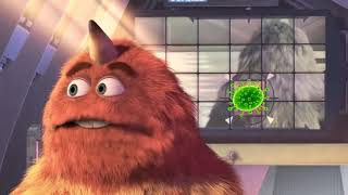 Coronavirus (COVID-19) In a Nutshell, Monsters Inc Meme