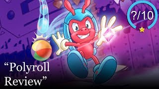 Polyroll Review [Switch & PC] (Video Game Video Review)