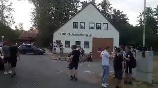 """Schanzenfest 20.08.2018 eskaliert """"Die Schanze brennt"""""""