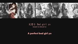 Girls' Generation 少女時代 (SNSD) BAD GIRL Jap   Rom   Eng Sub