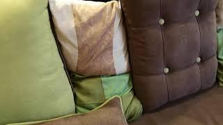 Арт мебель. Правдивый обзор дивана Стелла и кресла Ватсон.