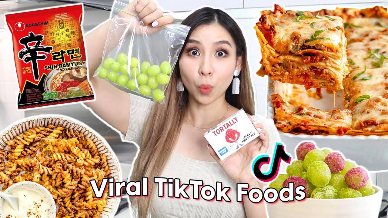 Download Testing Viral TikTok Foods 🍝