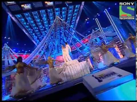 genelia and ritesh performance