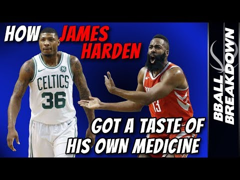 How James Harden Got A TASTE Of His OWN MEDICINE