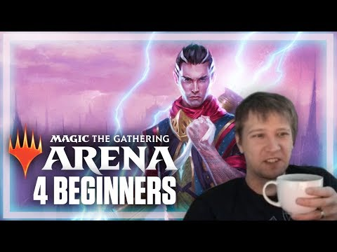Magic the Gathering: Arena For Beginners! Part 1