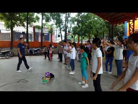 Ibuhos Mo - Todo-Todong Pagpapala - Iba Ka Na DANCE TUTORIAL PART 1