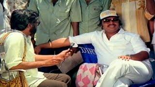 Nyayam Kavali Movie || Dasari Narayana Rao Speech About Radhika || Chiranjeevi,Radhika