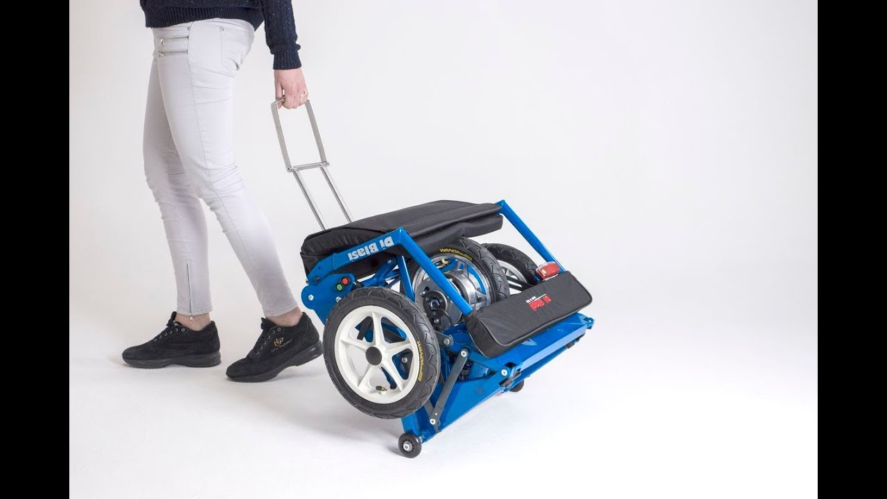 5 best electric mobility scooter lightweight folding for Mobility chair