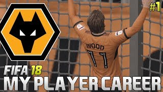FIFA 18 Player Career Mode   Episode 1   THE START OF A NEW