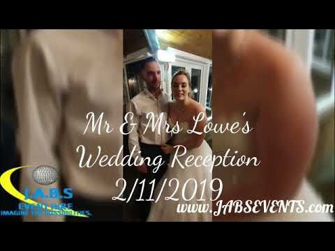 Mr & Mrs Lowe Wedding at Moor Hall 02-11-2019 montage