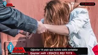 Oğlanlar 14 yaşlı qızı tualetə salıb zorladılar, sonra... - Azərbaycanda məktəbdə ŞOK OLAY