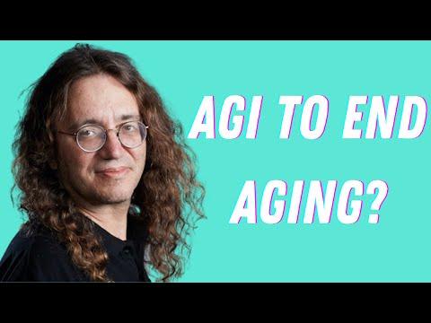AGI TO END AGING? Brent Nally interviews Dr. Ben Goertzel on April 21, 2020