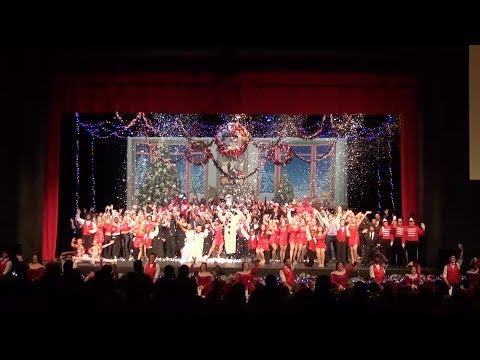 Christmas Gala 2017 - Northwestern State University