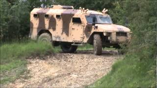 Renault Trucks Defense, ACMAT live demo