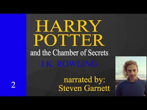 Reading Harry Potter  Book 2  relax * asmr * sleep