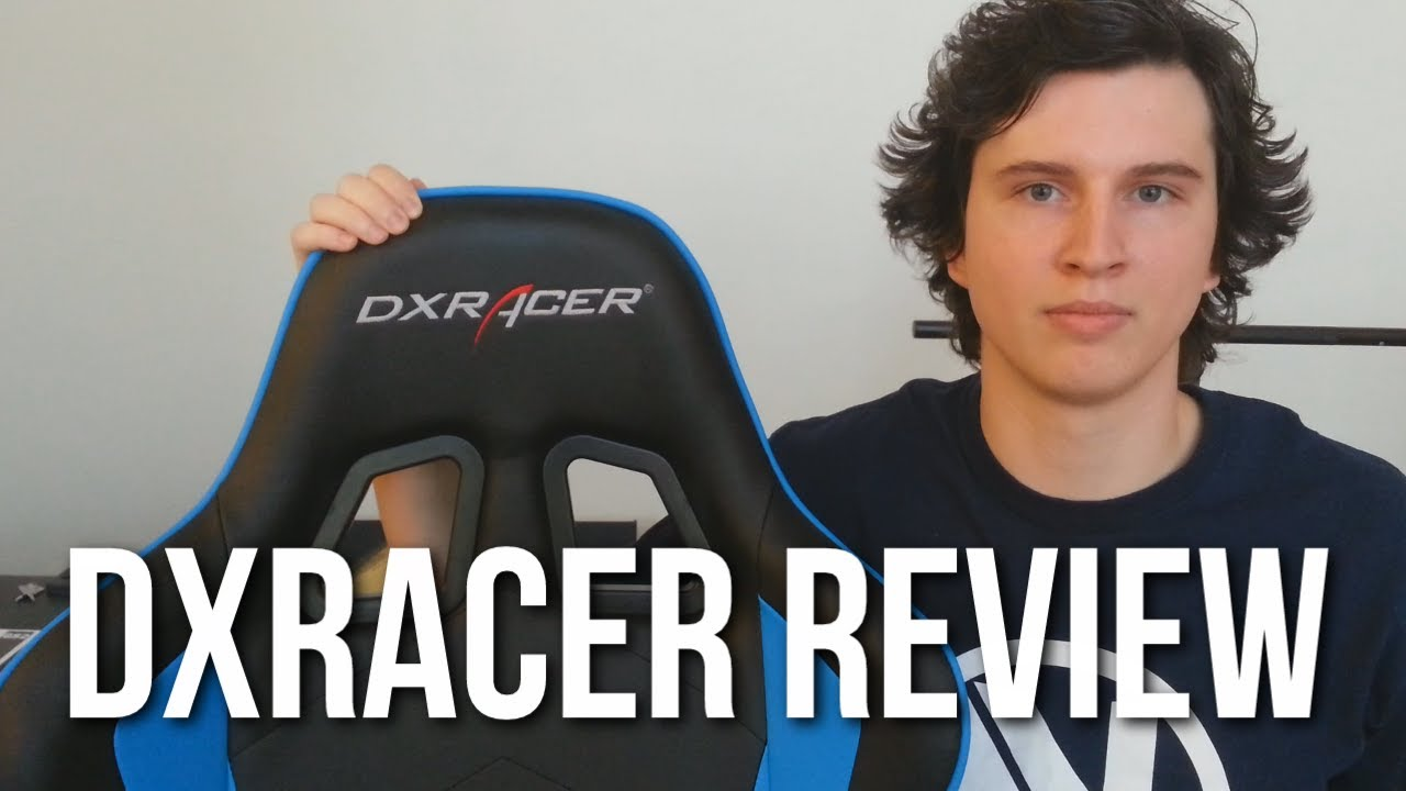 Dxracer Gaming Chair Review F Series Youtube