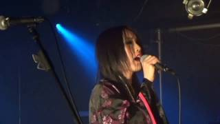 二〇一七/四/二九 渋谷aube 陰陽座コピーバンド「たまゆら」 氷の楔.