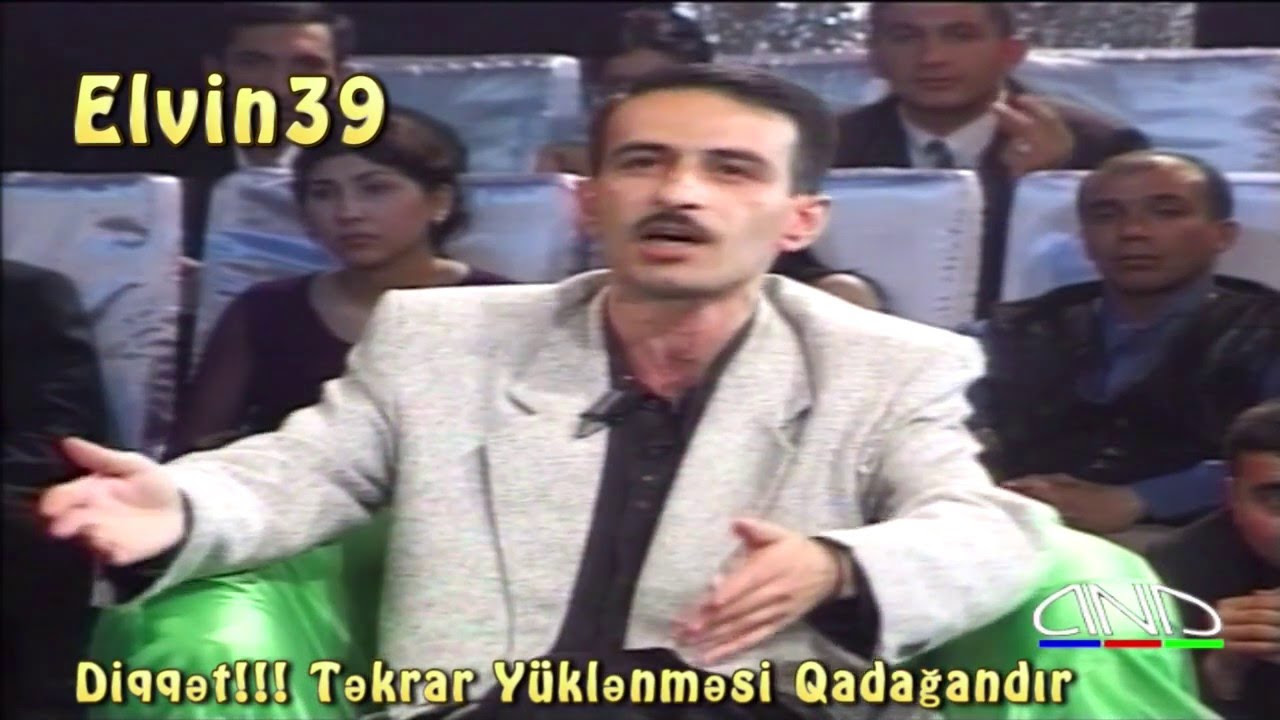 De Gelsin 2001 I - Elcin Alatavali & Vahid Qedim (12.05.2001) 1/4 final HD