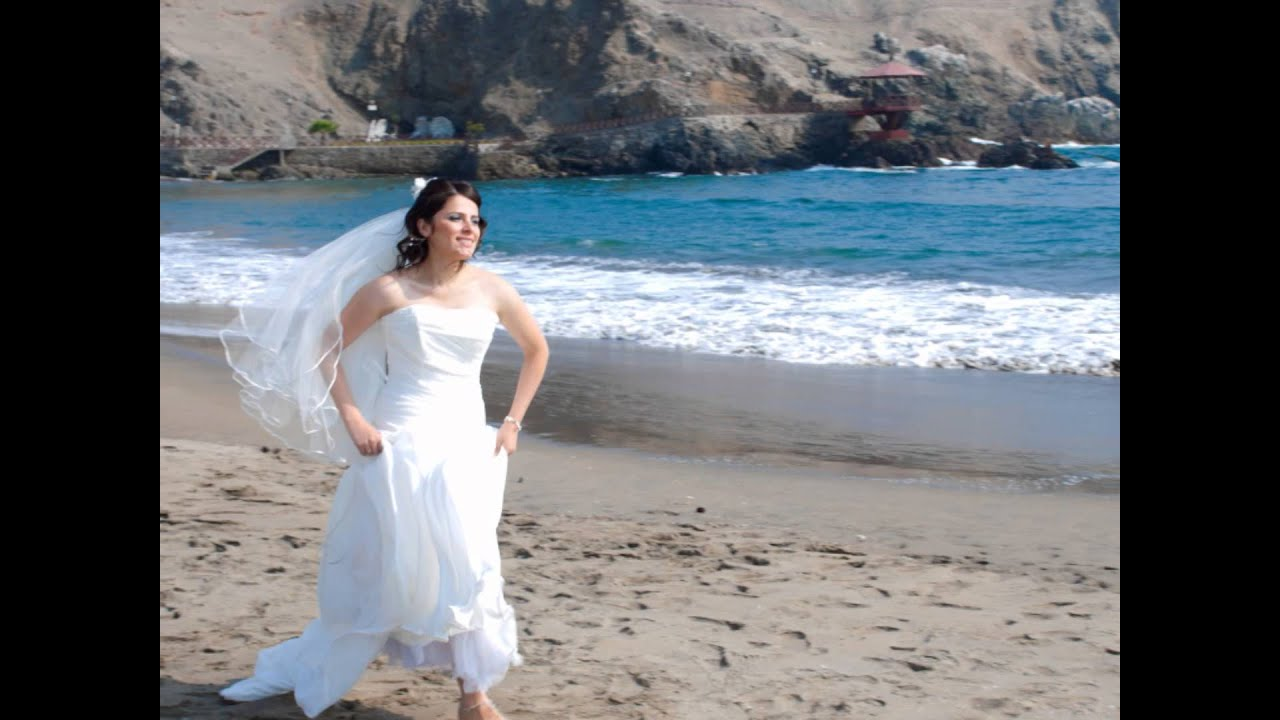 BPP - Boda en la Playa Ancón - Mariana y Andres - YouTube
