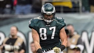 Brent Celek 2013-2014 Highlights || HD