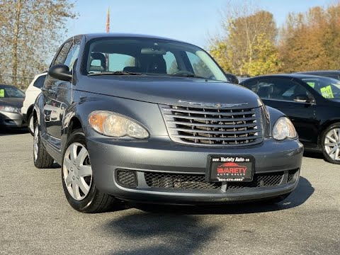 2009 Chrysler PT Cruiser - Variety Auto Sales