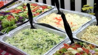 Bbq Summer Buffet With Tulip Caterers