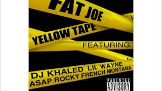 Yellow Tape (Ft. Lil Wayne, A$AP Rocky & French Montana) OFFICIAL LYRICS