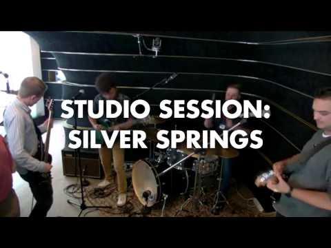 Studio Session: Silver Springs
