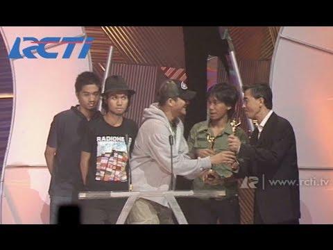Sheila On 7 'Melompat Lebih Tinggi' Karya Produksi Lagu Untuk Film TV/Visual Media Terbaik