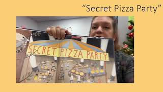 "Tuesday Tales at Home - ""Secret Pizza Party"""