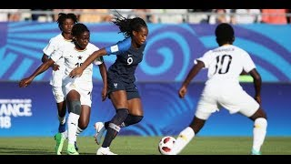 BLACK PRINCESSES FALL IN OPENER OF U20 WORLD CUP, GHANA LEAGUE TO RETURN IN ONE YEAR'S TIME