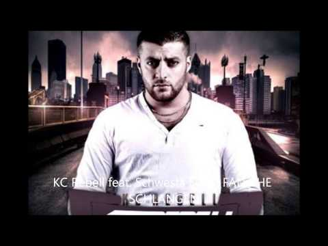 Kc Rebell ft. Schwesta Ewa - Falsche Schlangen HD