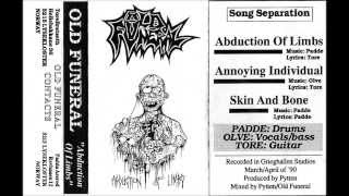 OLD FUNERAL - Abduction of Limbs [Full Demo
